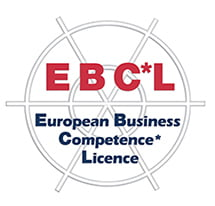 Logo European Business Competence Licence